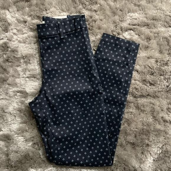H&M Pants - Super Stretch Ankle Slacks Pants